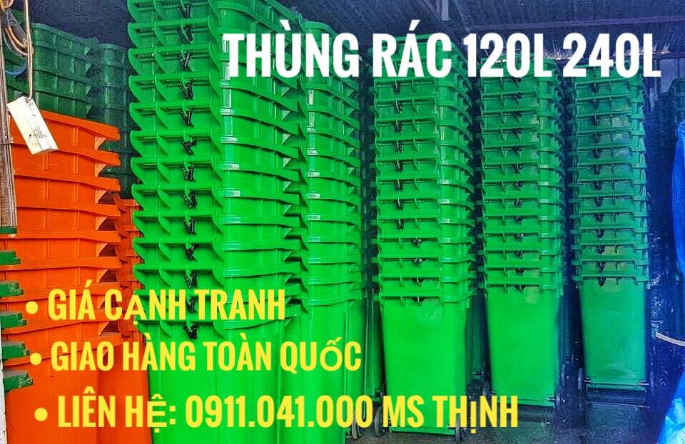 Cần Thơ-thùng rác 120lit-thùng rác 240lit-0911.041.000