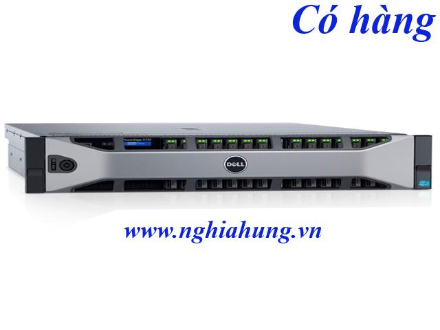 Cần bán Máy Chủ Dell PowerEdge R820 - CPU 2x E5-4640 / Ram 32GB / HDD 2x 300GB/ DVD / Raid H310 / 2x PS