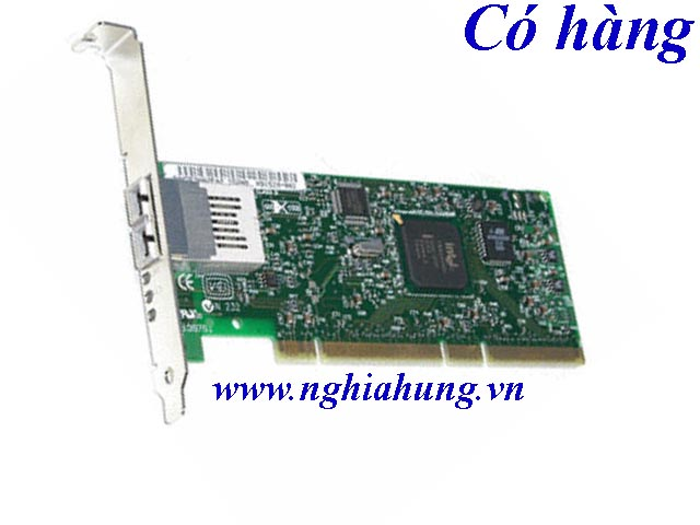 Card Mạng Dell - 10/100 Ethernet PCI-X Network Interface