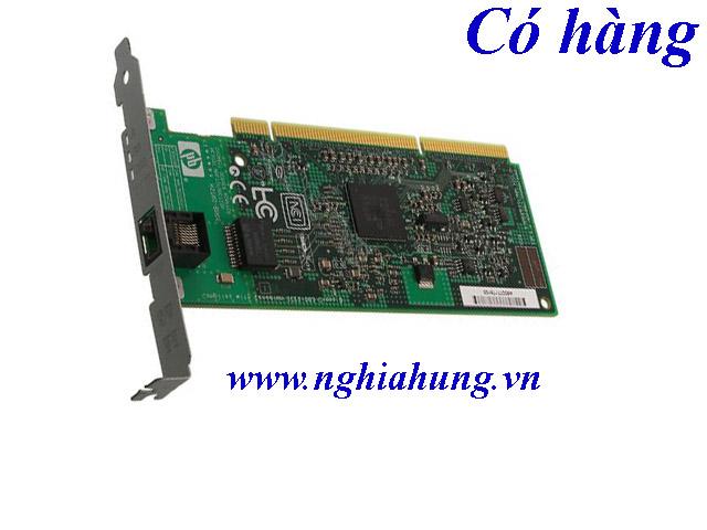 Card mạng HP - NC370T PCI-X Multifunction 1000T Gigabit Server Adapter Single Port