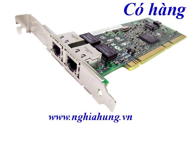 Card mạng HP - NC7170 Dual Port PCI-X 1000T Gigabit Server Adapter