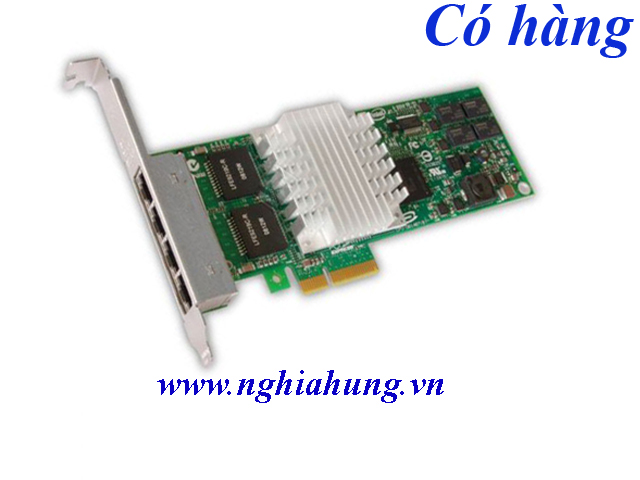 Card mạng IBM PRO/1000 PT Quad Port Server Adapter PCI-e