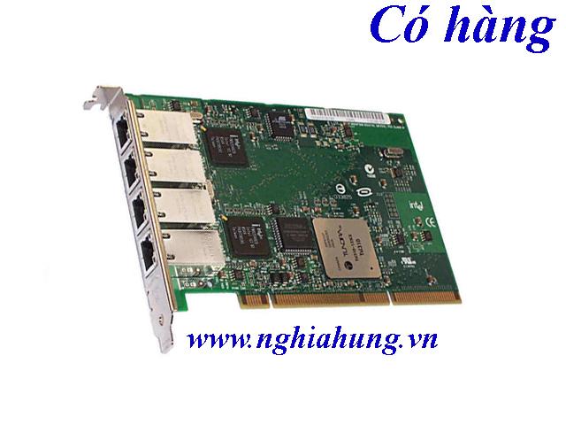 Card mạng Intel PRO/1000 MT PWLA8494MT - Quad Port PCI-X
