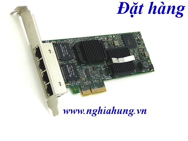 Card mạng Intel PRO/1000 VT Quad Port Server Adapter PCI-e