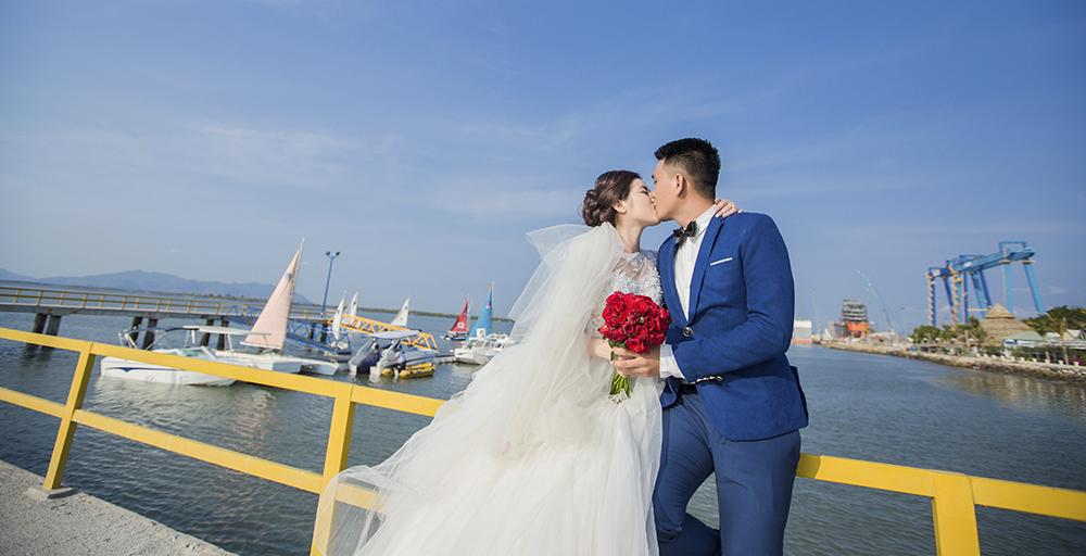 Chụp hình cưới Giá Rẻ HCM
