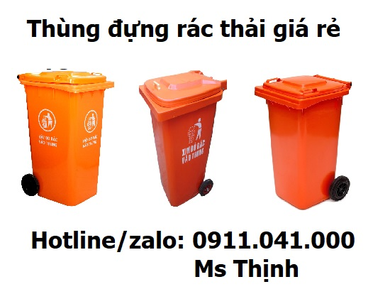 Chuyên bán thùng rác nhựa-0911.041.000