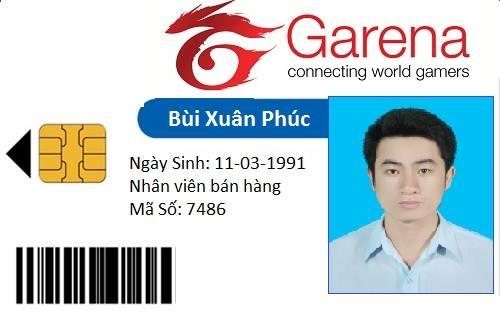 Công Ty Cổ Phần Garena Việt Nam