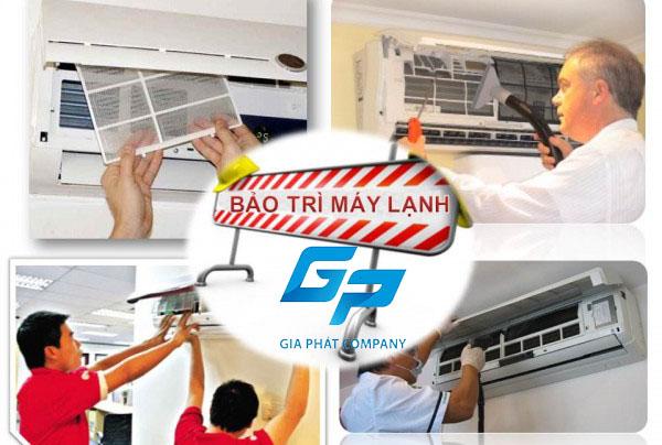Cửa hàng điện lạnh quận Phú Nhuận sửa máy lạnh