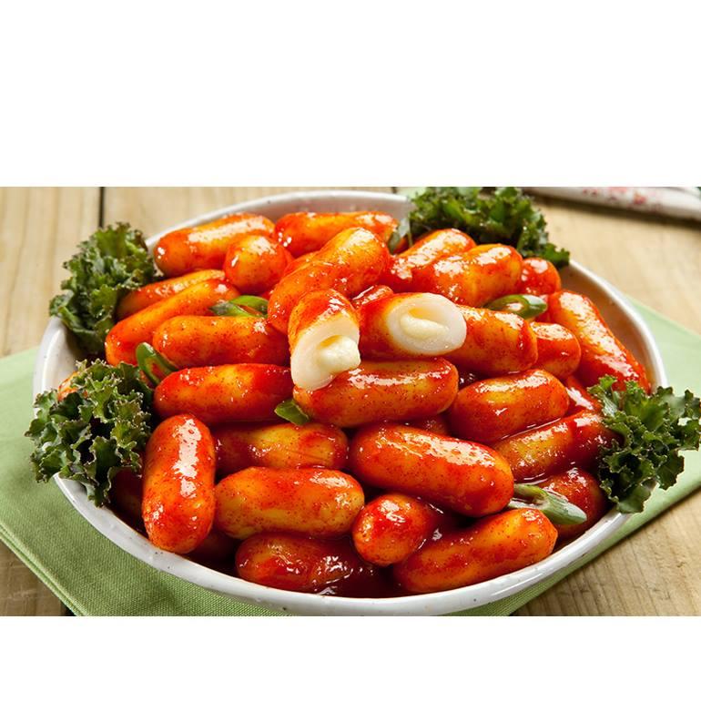 Cung cấp nguyên liệu Hàn Quốc để nấu ăn