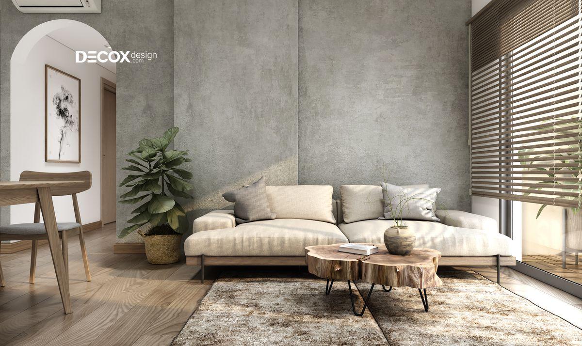 Decox Design - Thiết kế nội thất chung cư trọn gói tại Hcm