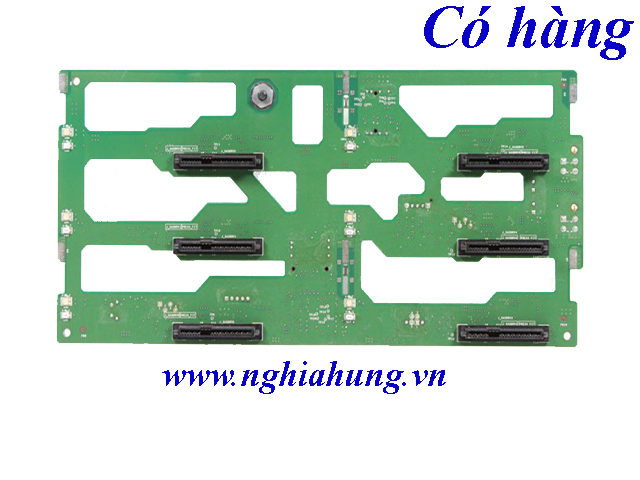 Dell PowerEdge T410 Backplane SAS Board