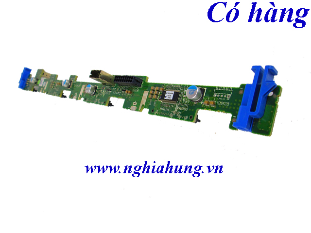 Dell R410 SAS Hard Drive Backplane Board