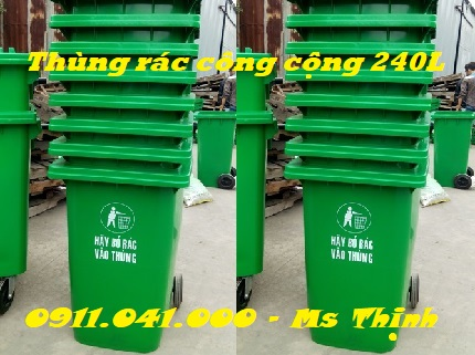 Địa chỉ bán thùng rác công cộng-0911.041.000