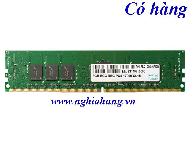 Ram HYNIX 8GB PC4-19200 DDR4-2400T REGISTERED ECC