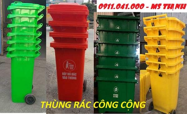 Thùng rác giá rẻ liên hệ ngay ms thịnh 0911.041.000