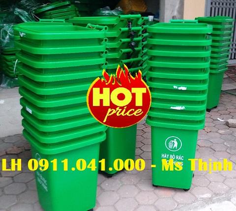 Thùng rác màu sắc đa dạng, các loại thùng rác môi trường