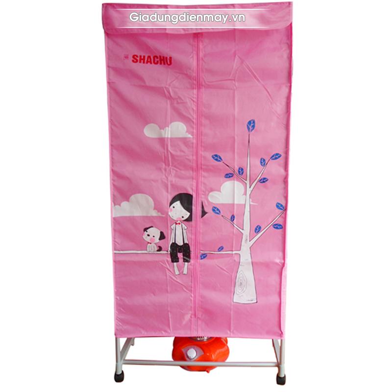 Tủ sấy khô quần áo 2 tầng ShaChu KT-Y90