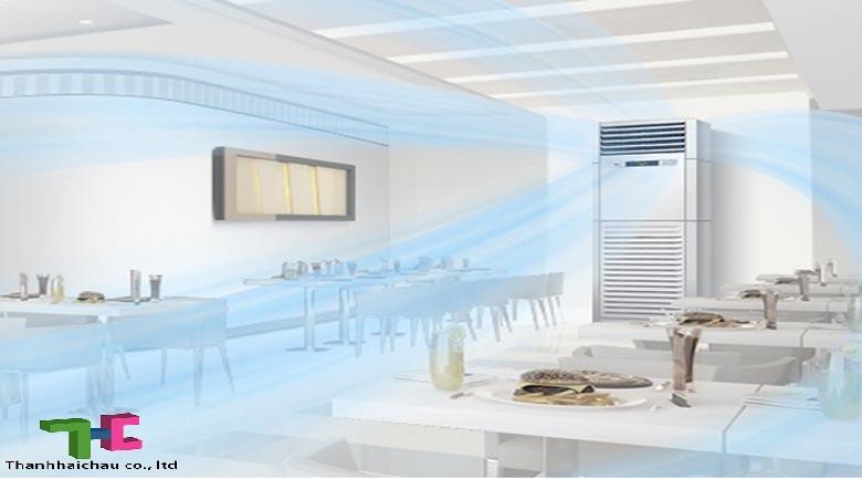 ƯU ĐÃI LỚN máy lạnh tủ đứng LG APNQ24GS1A4 24000 Btu 2.5 HP giá cực rẻ
