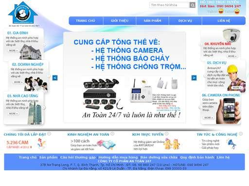 Tên công ty: An Toàn 247.vn